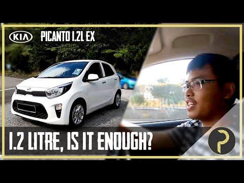Kia Picanto 1.2L EX - Review & Genting Run