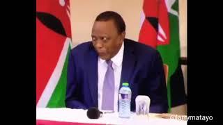 Propesa #UhuruKenyatta.