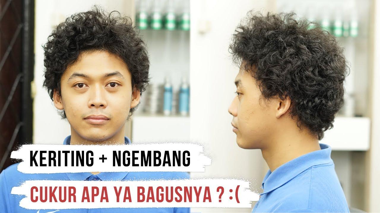 Model Rambut Yang Paling PAS Untuk Rambut Keriting ...
