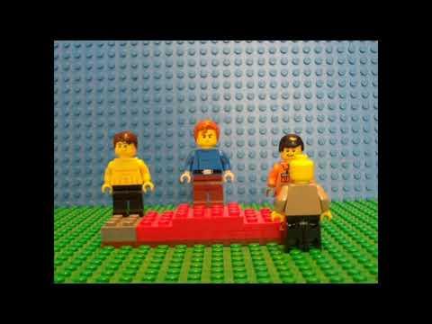 Lego Olimpiadi di Londra 2012 - Ep. 7