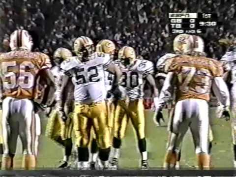 Green Bay @ Tampa Bay | Week 15 | 1995