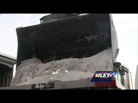 City over budget for snow removal as winter weather continues