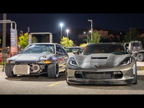 Denver STREET RACING! (600-1500hp Street cars!)