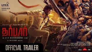DARBAR (Tamil) – Official Trailer Countdown Begins!