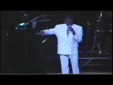 "G.B.T.V. CultureShare ARCHIVES 1993: EDDIE LOVETTE  ""Stuck on you""  (HD)"