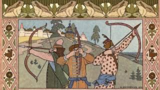 Происхождение русских сказок (рассказывают Михаил Гардер и Эста Матвеева)
