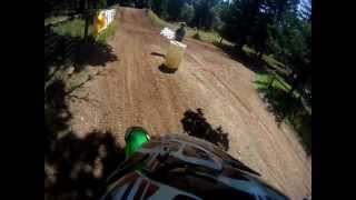 GoPro HD: A typical day in the life of a motocross rider