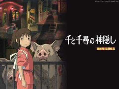 宫崎骏-01-不论多少次-神隐少女-八音盒版