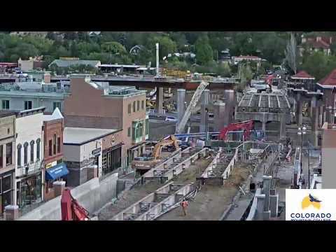 Grand Avenue Bridge Time-Lapse: Weeks 1-3