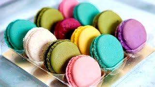 Cách làm bánh macaron cực xinh cute - Blog nấu ăn