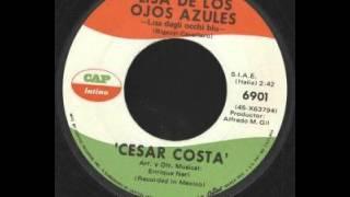 Cesar Costa - Lisa de los ojos azules (Lisa dagli occhi blu)