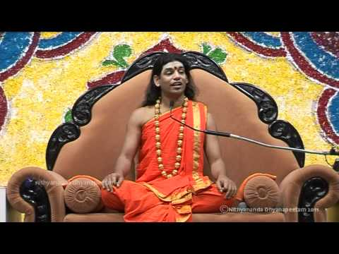 What is karma yoga? Brahma Sutra 1 short clips by Nithyananda