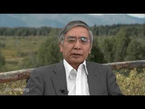 Kuroda Says BOJ ETF Purchases Are to Reduce Risk Premium
