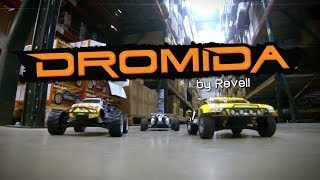 Dromida 1/18 MT4.18 Monster Truck 4WD RTR Video