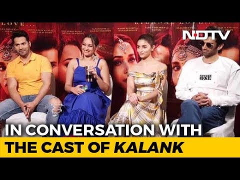 Spotlight: Team 'Kalank' On The Film, Co-Stars Sanjay Dutt & Madhuri Dixit, & More