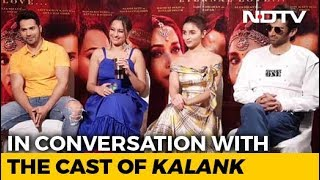 Spotlight: Team \'Kalank\' On The Film, Co-Stars Sanjay Dutt & Madhuri Dixit, & More