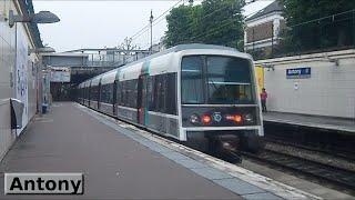RER B | Paris : Antony ( RATP MI79 - MI84 )