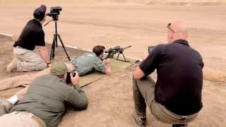 First Range Session with new Caracal Pistols & Bolt Rifle in the UAE