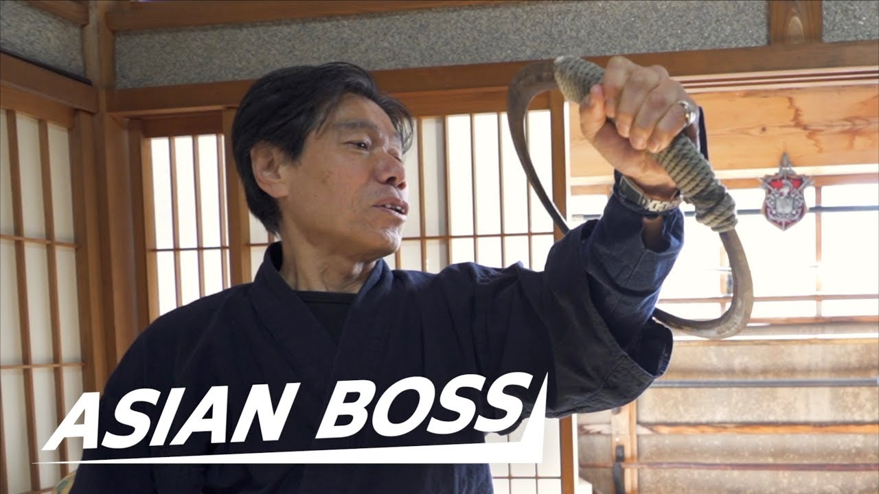 "Japan's ""Last Ninja"" Explains The Naruto Run 