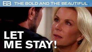 Drama - Bill Returns To Brooke