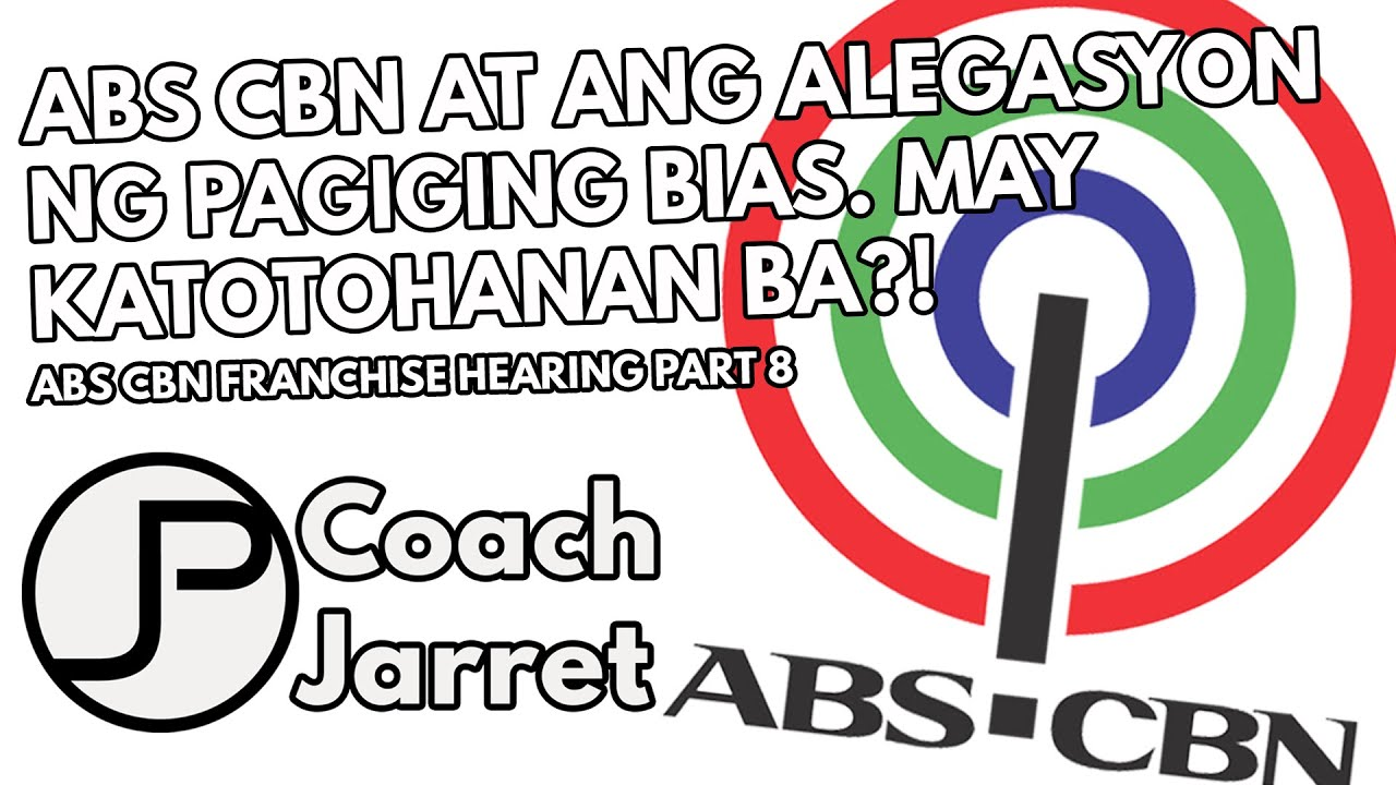 ABS CBN SUNOG SA KONGRESO DAHIL SA BIASED REPORTING | ABS CBN FRANCHISE HEARING PART 8