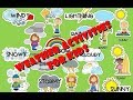 Science: Weather Activities For Kids - Games for Childrens