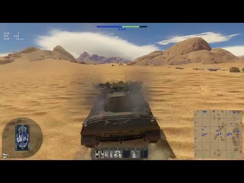 War Thunder.  Танковые РБ.   Помощь новичкам.