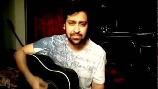 Hridoyer Golpo Unplugged Acstic Version Bangla Music Video 2015 By Mahmud Sunny 360p HD BDmusic420 C