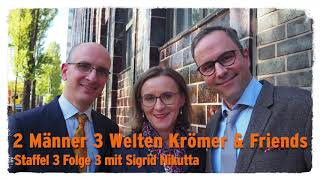 """""""Zwei Männer 3 Welten"""" – Krömer & Friends mit Sigrid Nikutta"""