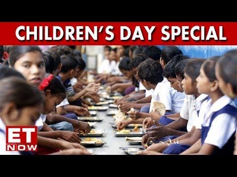 Akshay Patra Kitchen | Children's Day Special