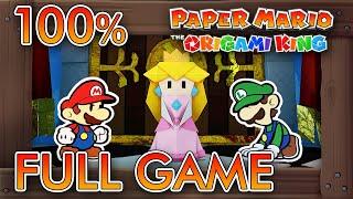 Paper Mario: The Origami King - Full Game 100% Walkthrough