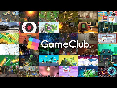 This is GameClub: All the best mobile games, for one low monthly subscription.