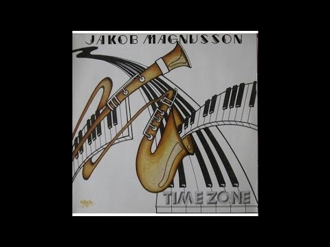 Jazz Fusion - Jakob Magnusson - Rough Water
