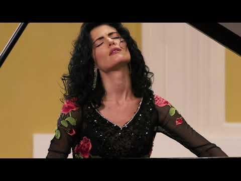 Katie Mahan - Beethoven - Piano Sonata No. 32 in C minor  Op. 111