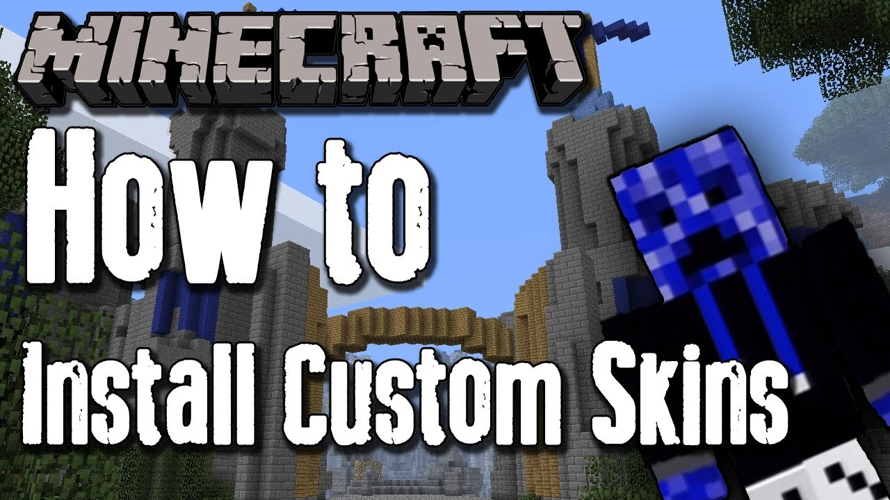 Minecraft Playstation Edition How To Install Custom Skins Through - Minecraft skins fur die ps3