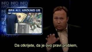 Alex Jones - Bisfenol A - Smrt od plastike