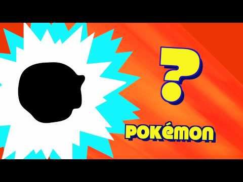 Whos that pokemon Template - YouTube - pokemon template