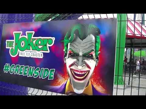 Joker Opening Experience | Six Flags Great America