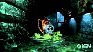 Dead Space Extraction PS3: Underwater Enemies Gameplay