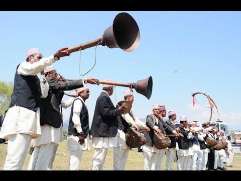 panche baja 2015 Mangal Dhun, Naumati baja instrumental music of Nepal