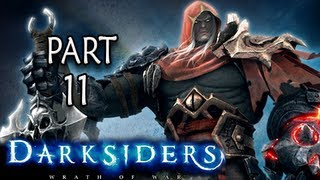 Darksiders Walkthrough - Part 11 Boss The Jailer Let