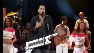 Li Tourner Li Tourné (Live) - Alain Ramanisum