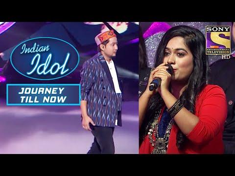 Pawandeep ने  किया अपना  गाना Complete   Indian Idol   Journey Till Now