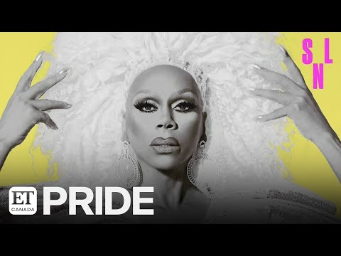 RuPaul's Best 'Saturday Night Live' Moments & What You Didn't See | ET CANADA PRIDE