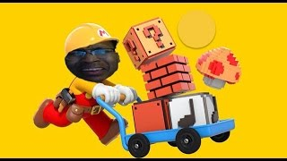 I'M PLAYING Y'ALL LEVELS! | Super Mario Maker