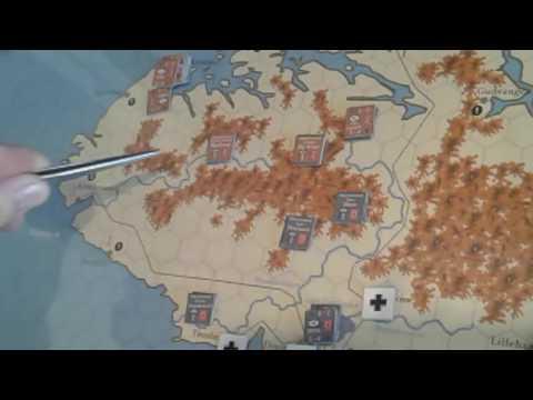 Operation Weserubung turn 9 (11-14 May)