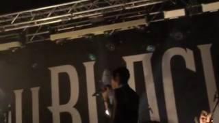 Andy Black - Paint it Black Live