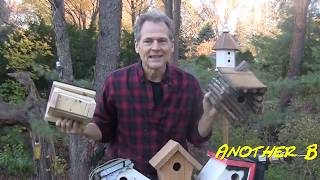 Build a Bird house,  A Do it yourself Project..Simple and Cheap!!!