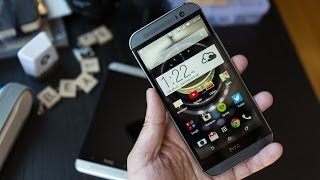 Tested In-Depth: HTC One M8 Smartphone