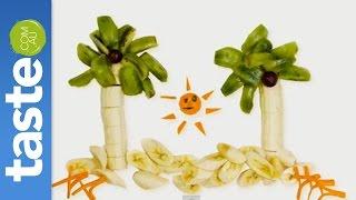 How To Make A Fun Fruit Island